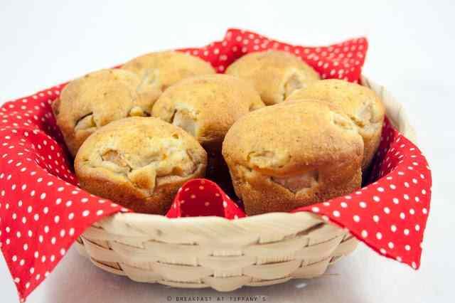 Ricetta: Muffins alle pere / pear muffins recipe