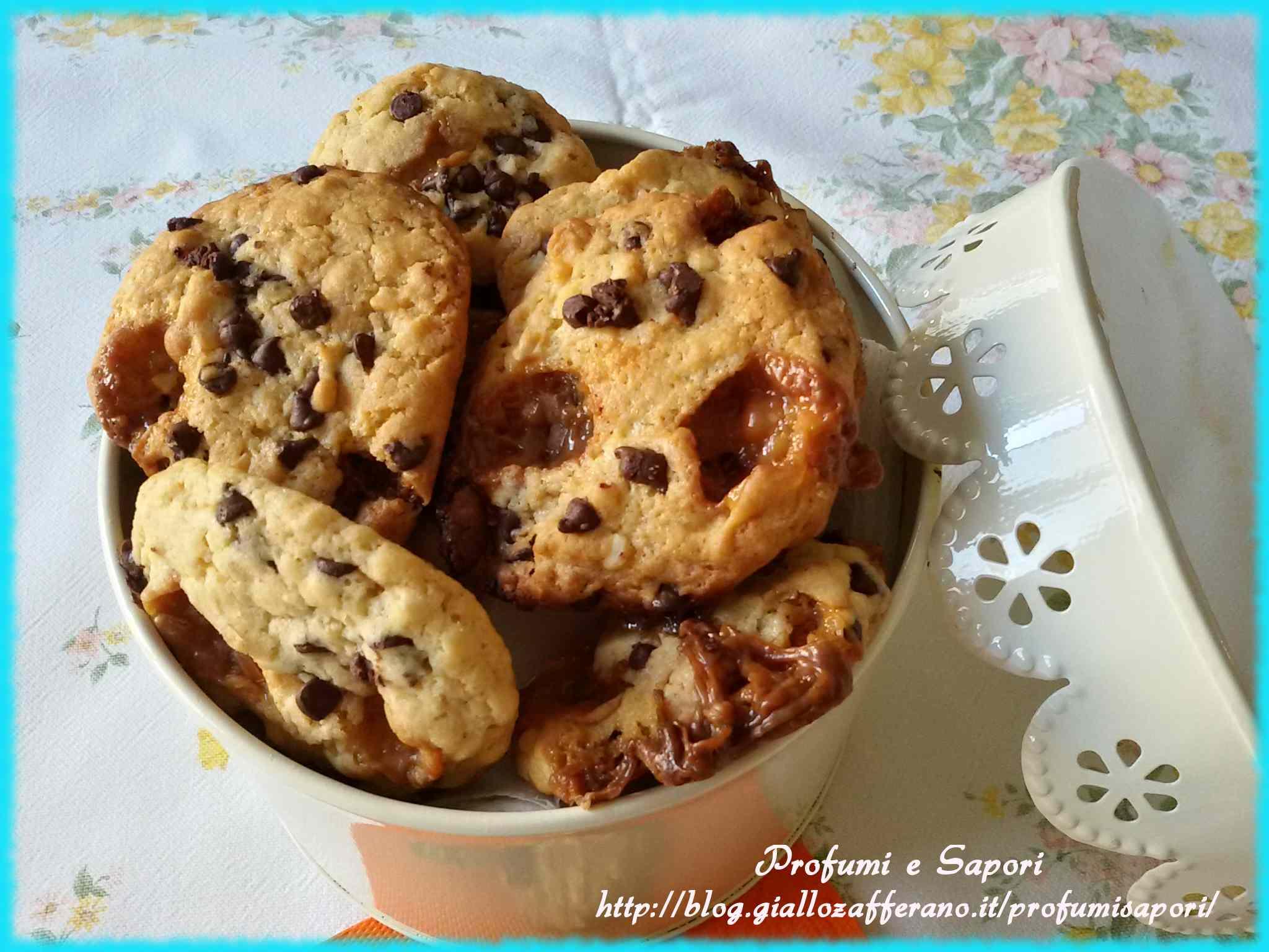 Ricetta: Cookies cioccolato e mou