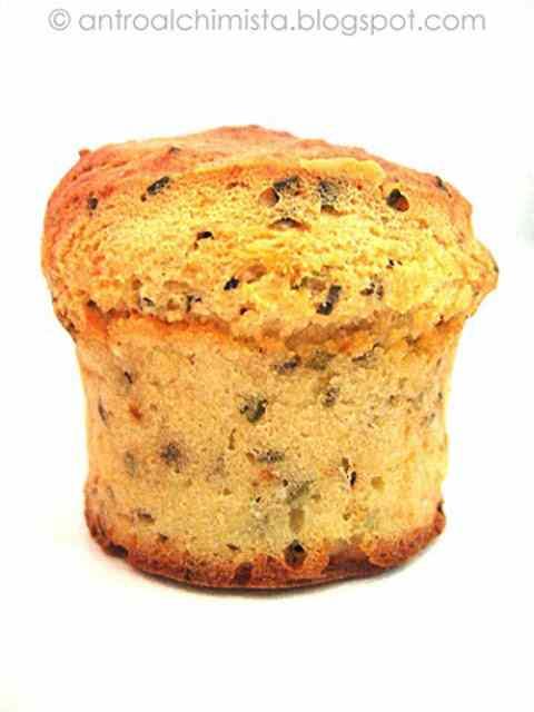 Ricetta: Muffins Salati alle Erbe Fini e Gruyere
