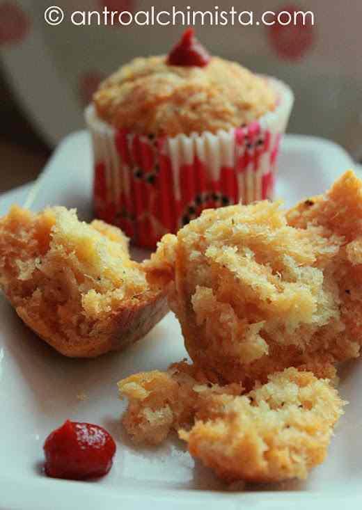 Ricetta: Muffins al Tonno e Origano