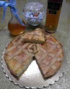 Ricetta: Pastiera napoletana con cous cous