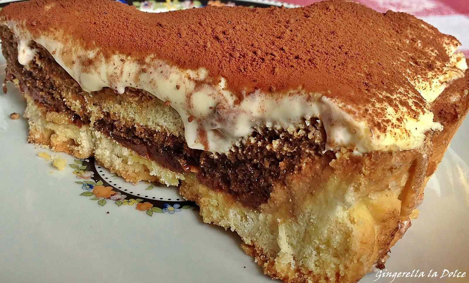 Ricetta: Crostata tiramisu