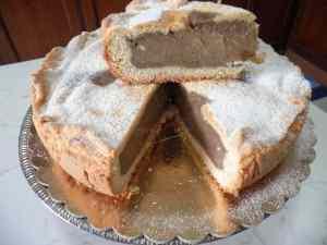 Ricetta: Crostata al tiramisu con couscous frolla all'olio e caffe