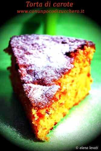 Carrot cake (torta di carote della nonna)