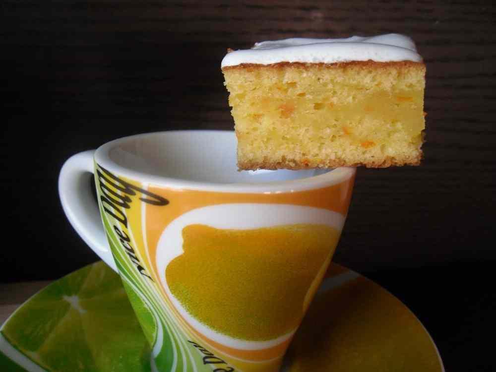 Ricetta: Torta ai mandarini con glassa di zucchero