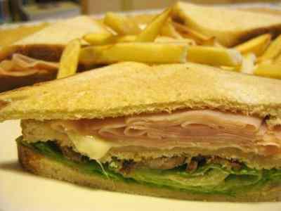 Ricetta: Club sandwich