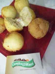 Ricetta: Bombette con scamorza al tartufo e prosciutto cotto