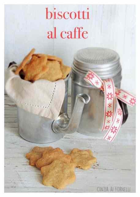 Ricetta: Biscotti al caffe col bimby