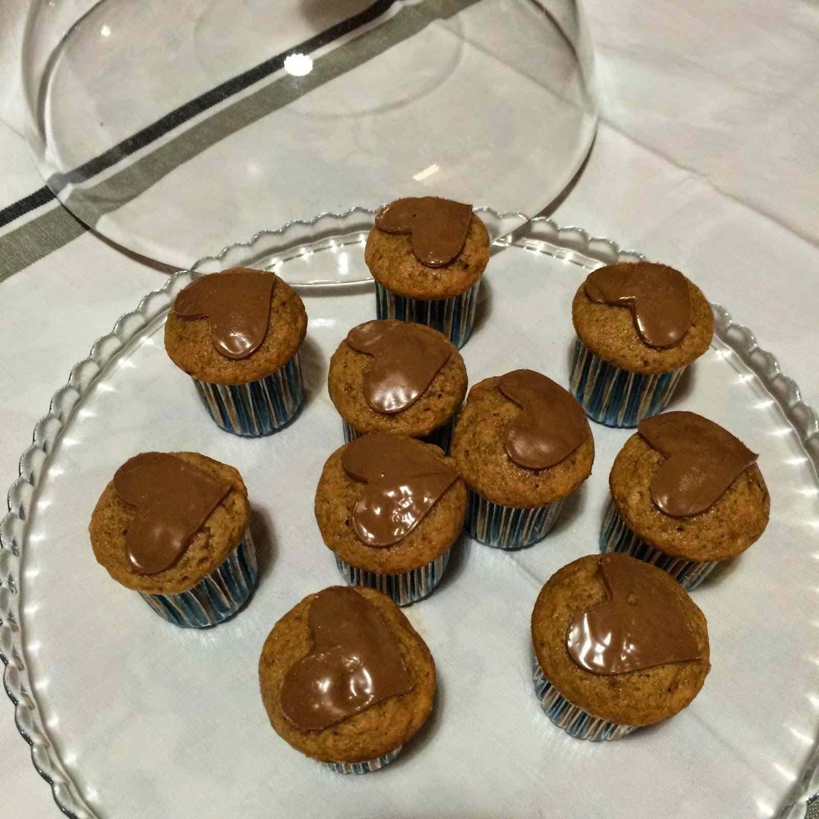 Ricetta: Muffin 'cappuccino e biscotti'