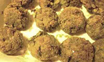 Ricetta: Polpette d'orzo o riso con verdure