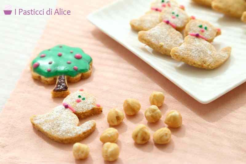 Ricetta: Biscotti di Pasta Frolla alla Nocciola