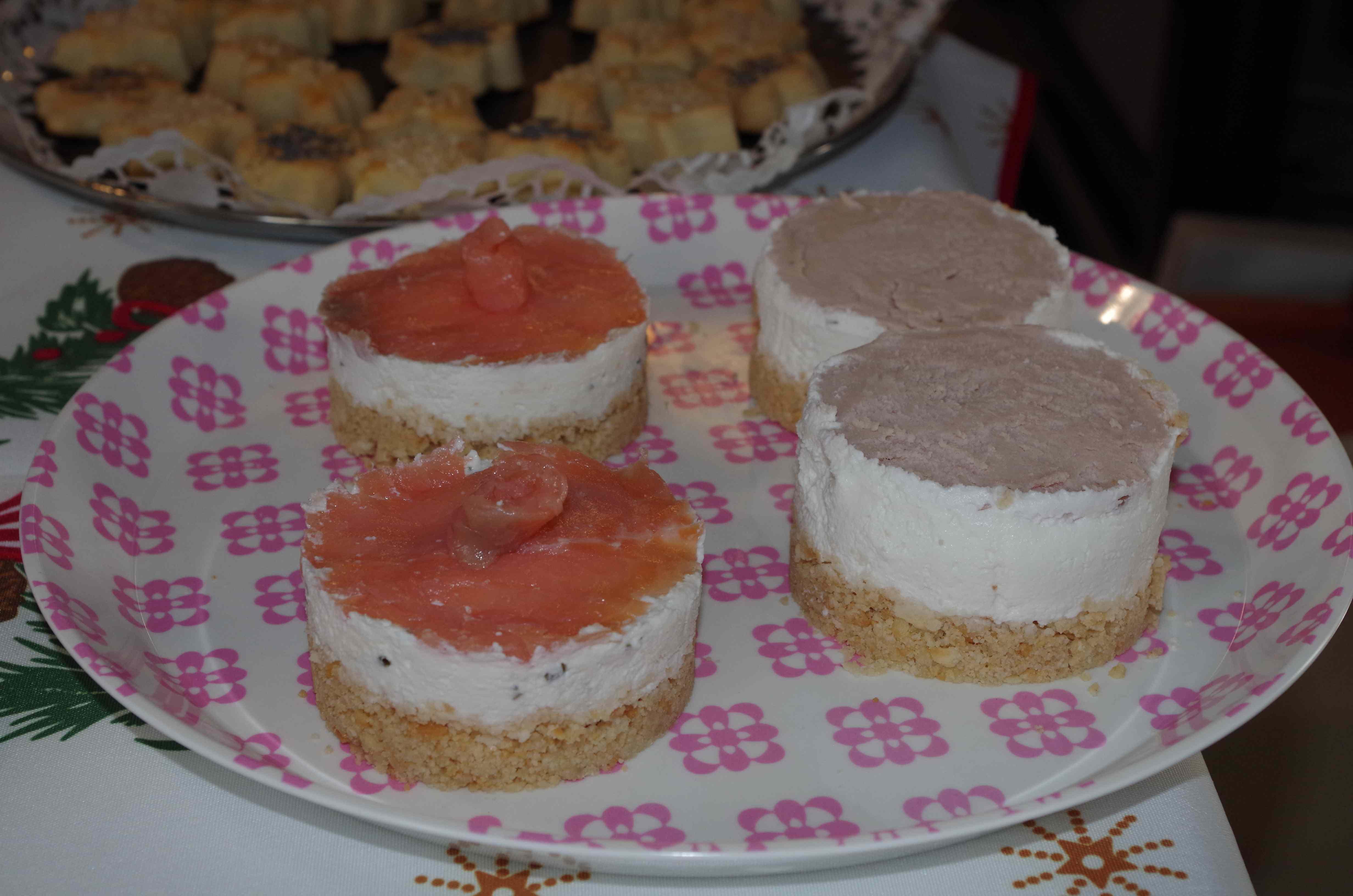 Ricetta: Cheesecake salata