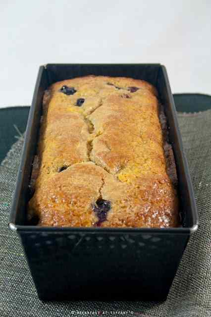 Ricetta: Plumcake al limone e mirtilli / lemon and blueberries plumcake recipe