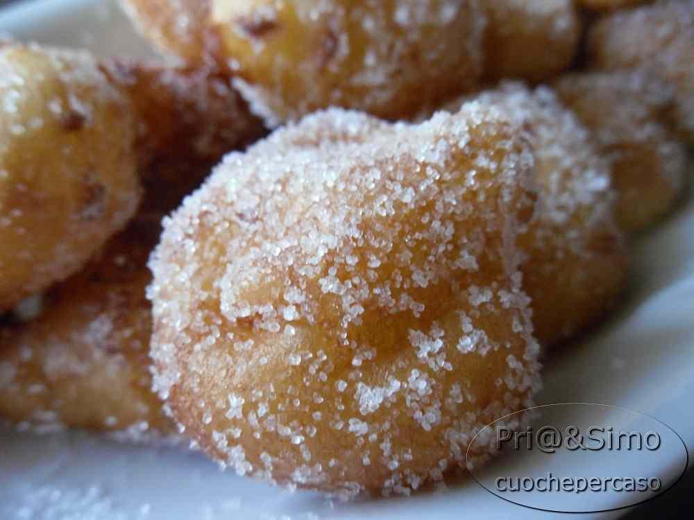 Ricetta: Frittelle di carnevale