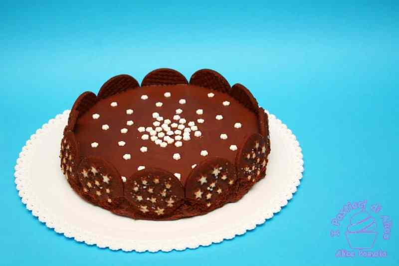 Ricetta: Torta cremosa al cioccolato