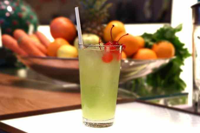 Ricetta: Cocktail rinfrescante: apple drink