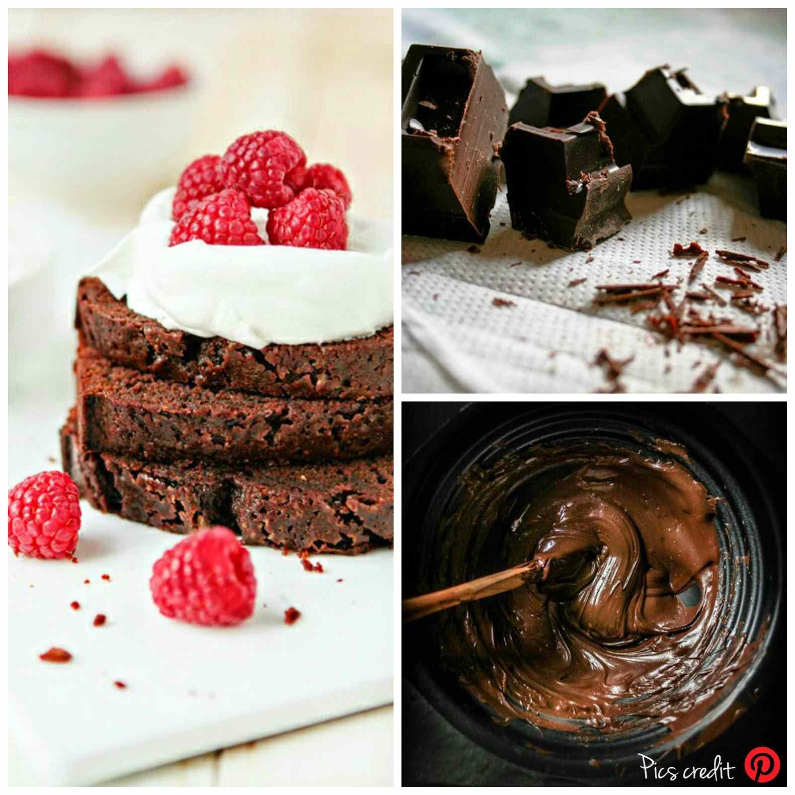 Ricetta: Torta al cioccolato senza farina / chocolate cake without flour