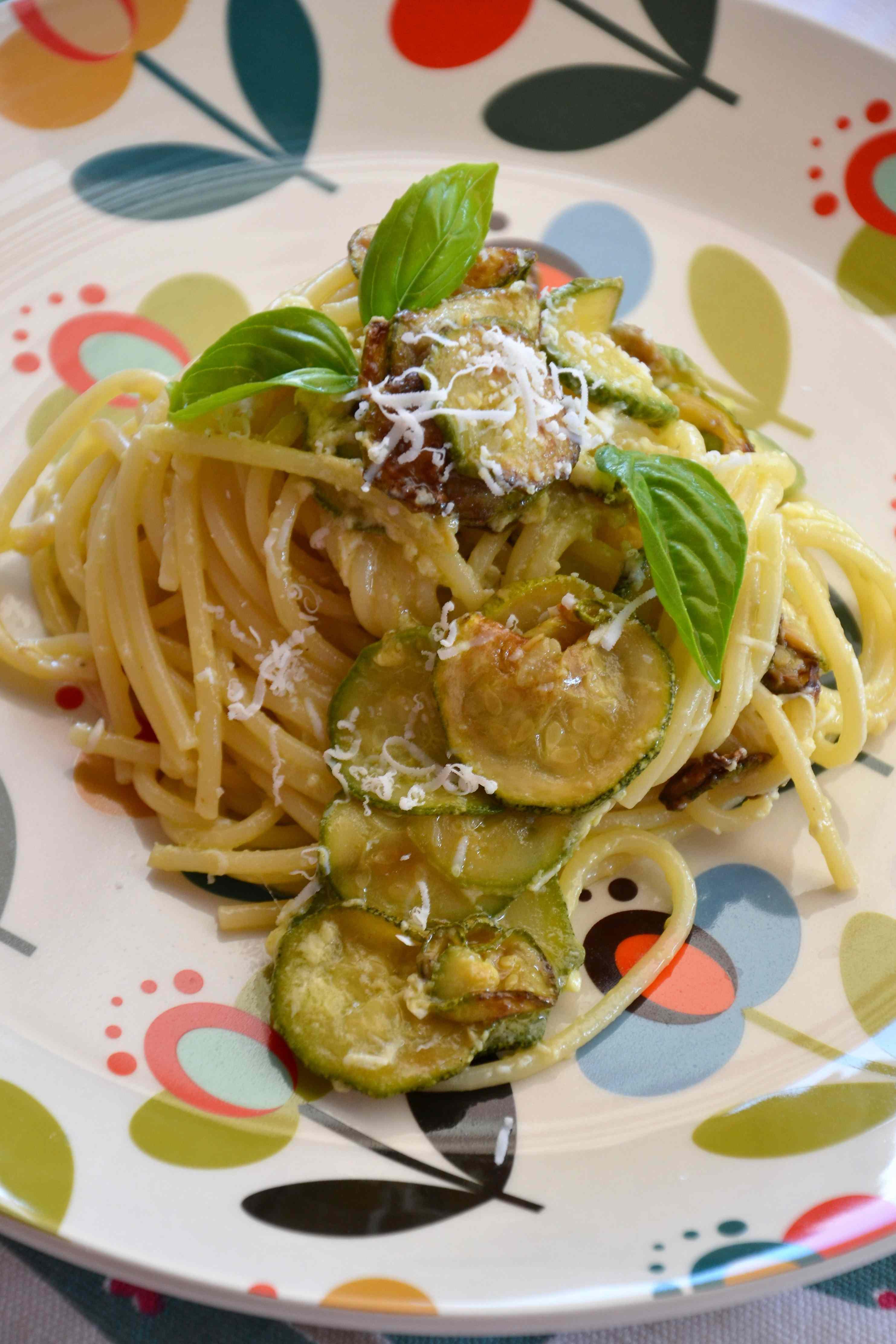 Ricetta: Carbonara di zucchine