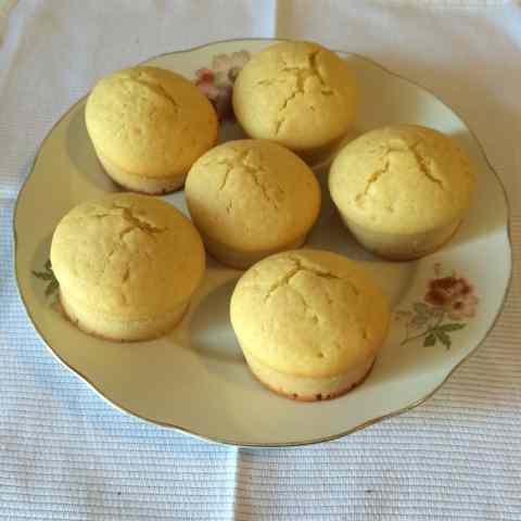 Ricetta: Muffin alla vaniglia