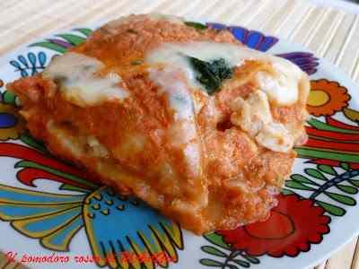 Ricetta: Enchiladas di pollo