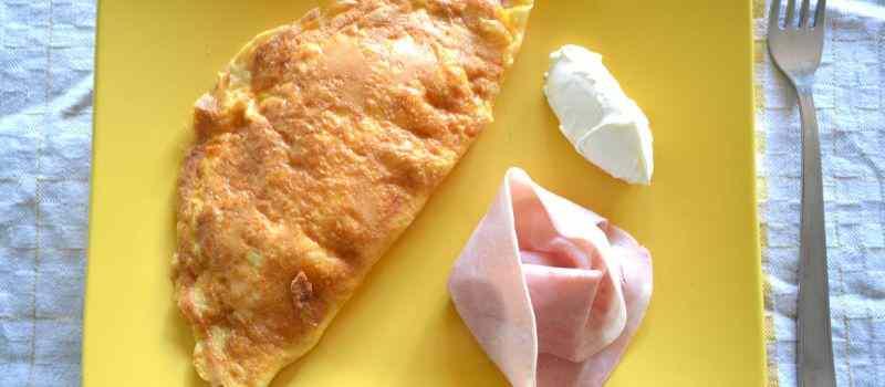 Ricetta: Omelette