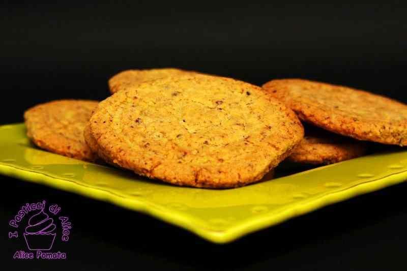 Ricetta: Biscotti di frolla al pistacchio