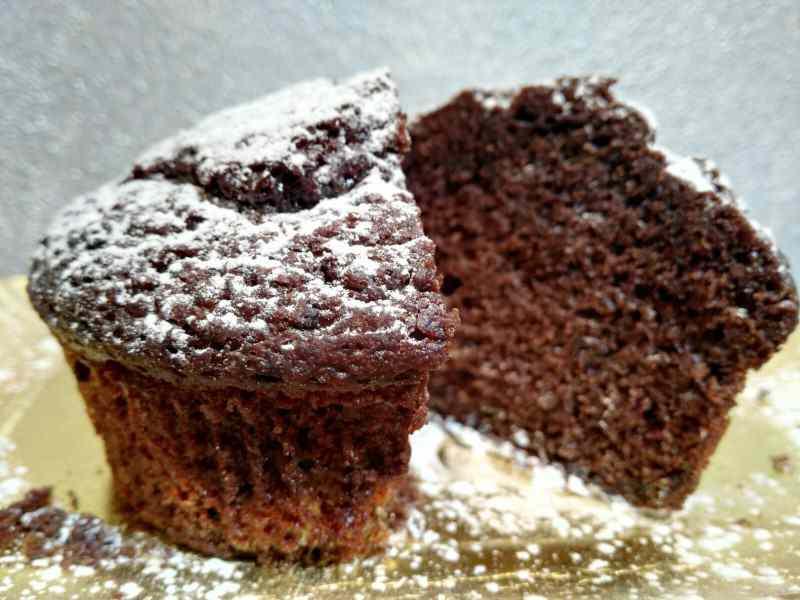 Ricetta: Cupcakes ciocco-rapa!