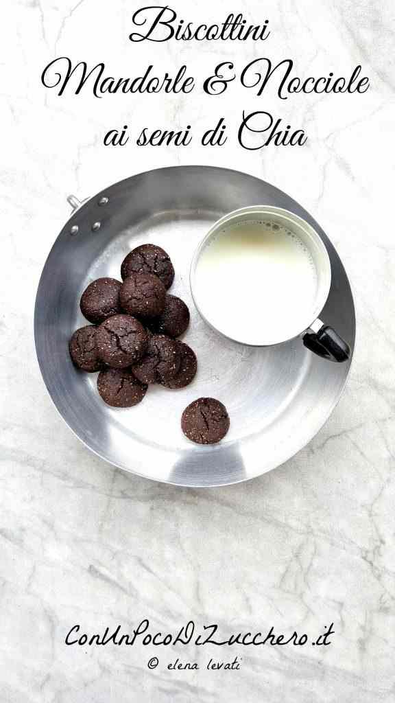 Ricetta: Biscotti vegani ai semi di chia