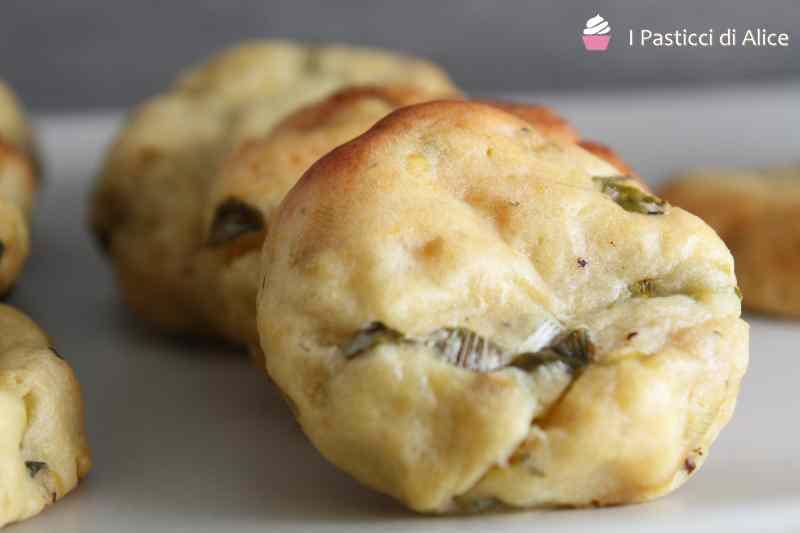 Ricetta: Crocchette di patate ai cipollotti
