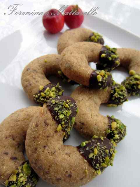 Ricetta: cornetti al cioccolato