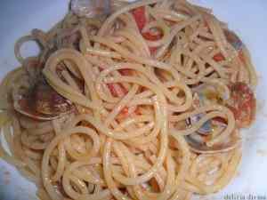 Ricetta: Spaghetti con le vongole