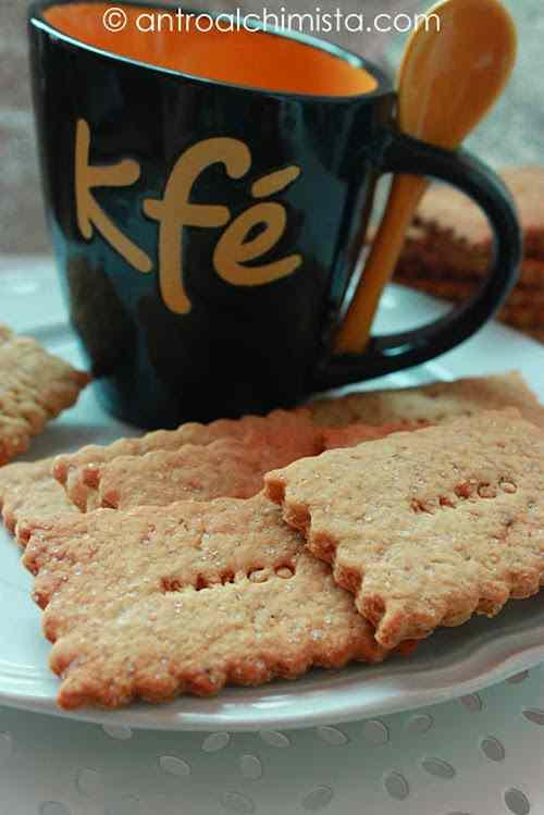 Ricetta: Biscotti da Famiglia al Caffe