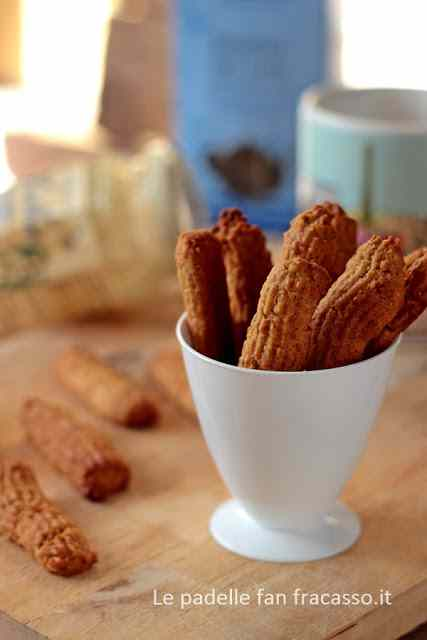 Ricetta: Biscotti integrali all\'olio di oliva
