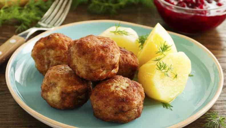 Ricetta: Polpettine di patate