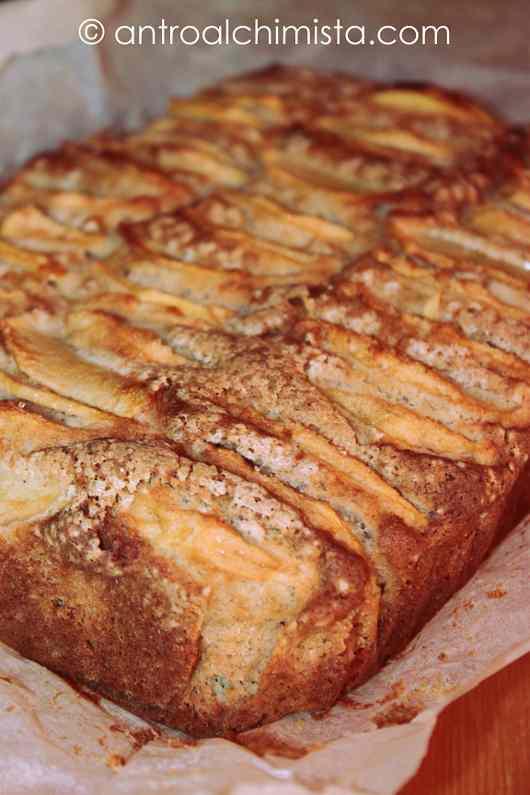 Ricetta: Torta di Mele e Cannella con Farina di Riso e Miele di Castagno