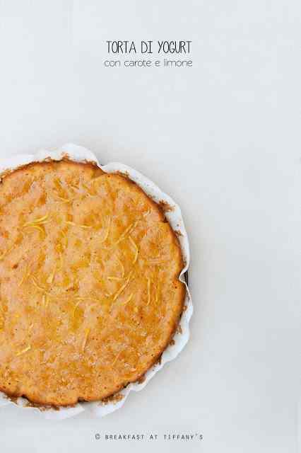 Ricetta: Torta di yogurt con carote e limone / yogurt cake with carrots and lemon