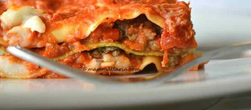 Lasagna ortolana