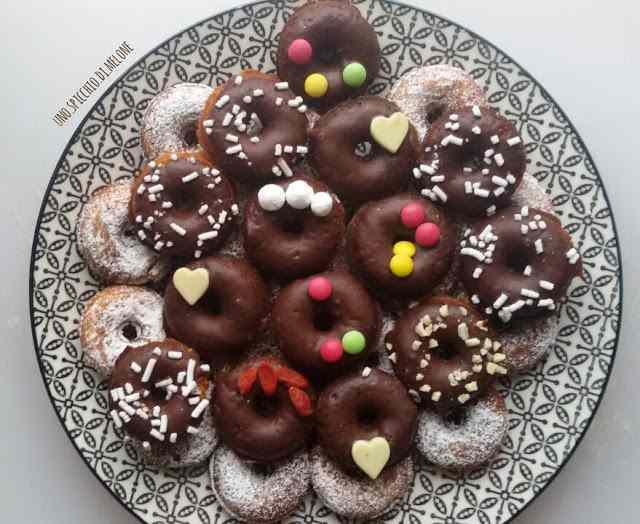 Ricetta: Donuts!