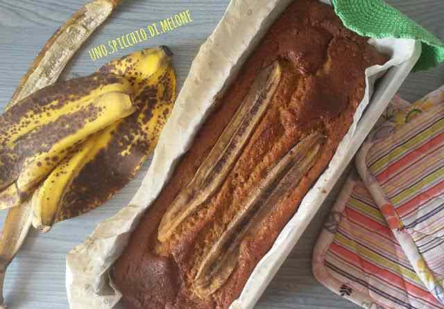 Ricetta: Banana bread senza burro