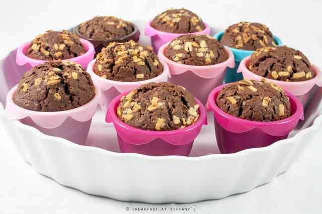 Ricetta: Choco muffins di fine settembre