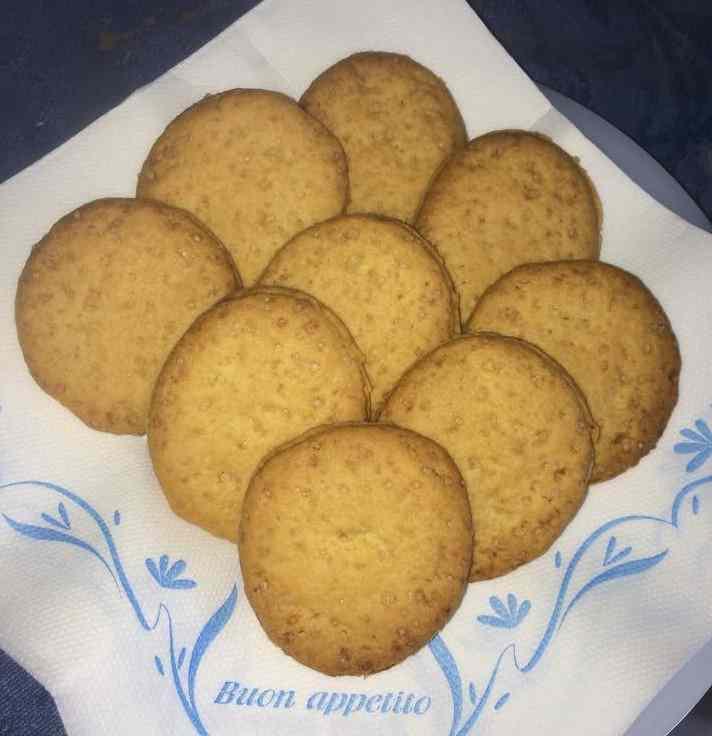 Ricetta: Biscotti secchi