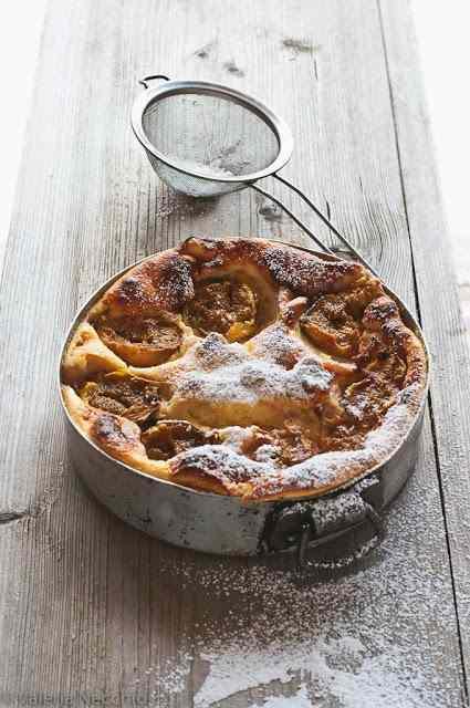 Ricetta: Torta di fichi / figs cake