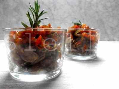 Ricetta: Anatra in arancio - insalata calda di anatra al punch di mandarino con confettura agrodolce di carote