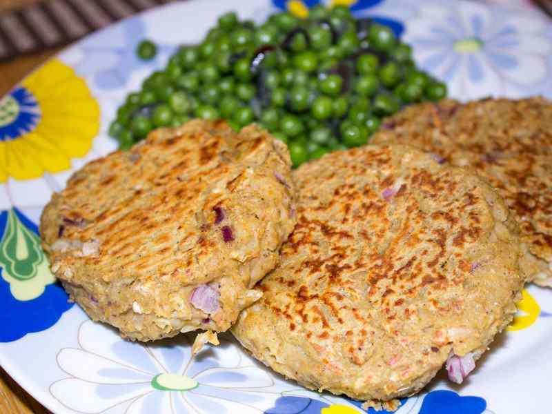 Ricetta: Burger vegetali con fagioli cannellini