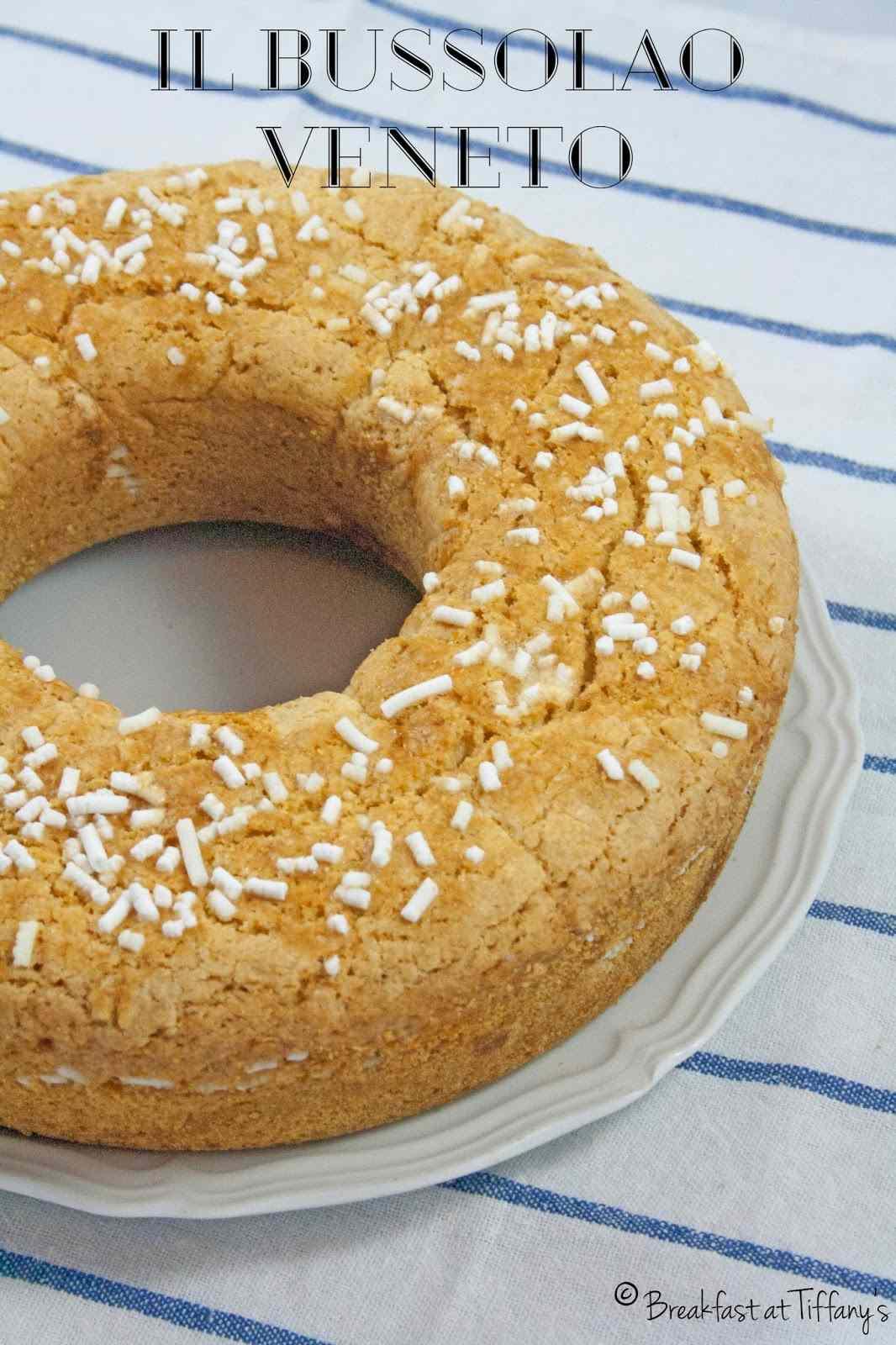Ricetta: Il bussolao veneto o brasadelo / bussolao: typical cake from north of italy