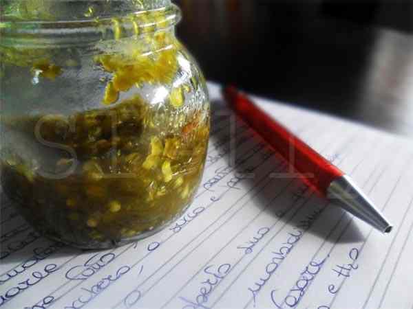 Ricetta: Ghiaccio bollente - confettura di peperoncini verdi piccanti e mele