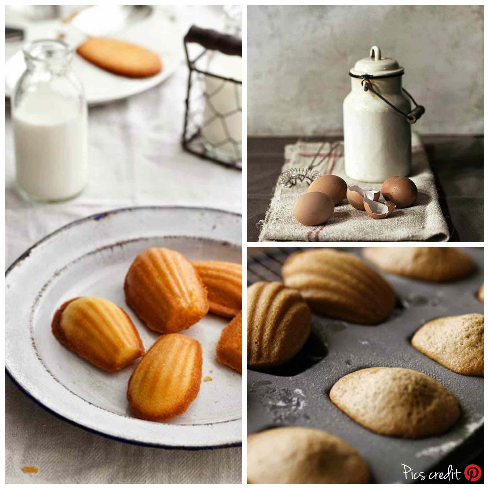 Ricetta: Madeleines / madeleines recipe