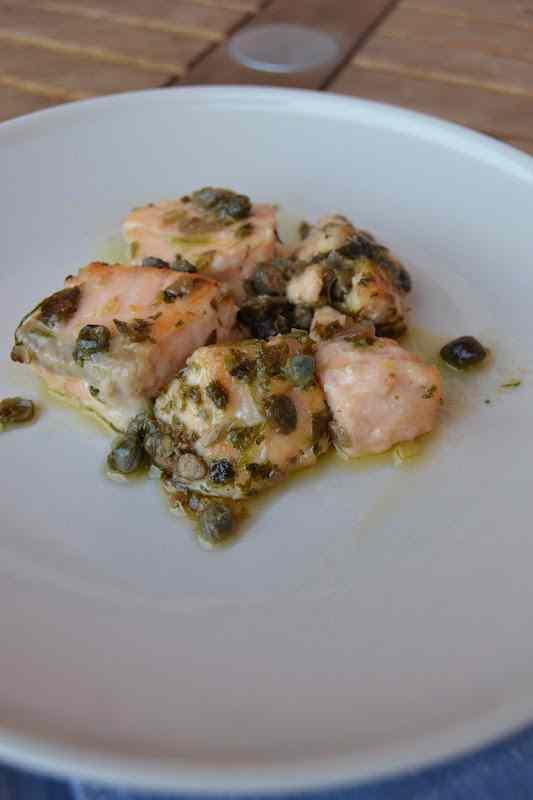 Ricetta: Il salmone del venerdi