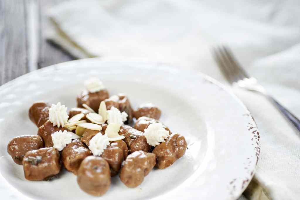 Ricetta: Gnocchi di castagne