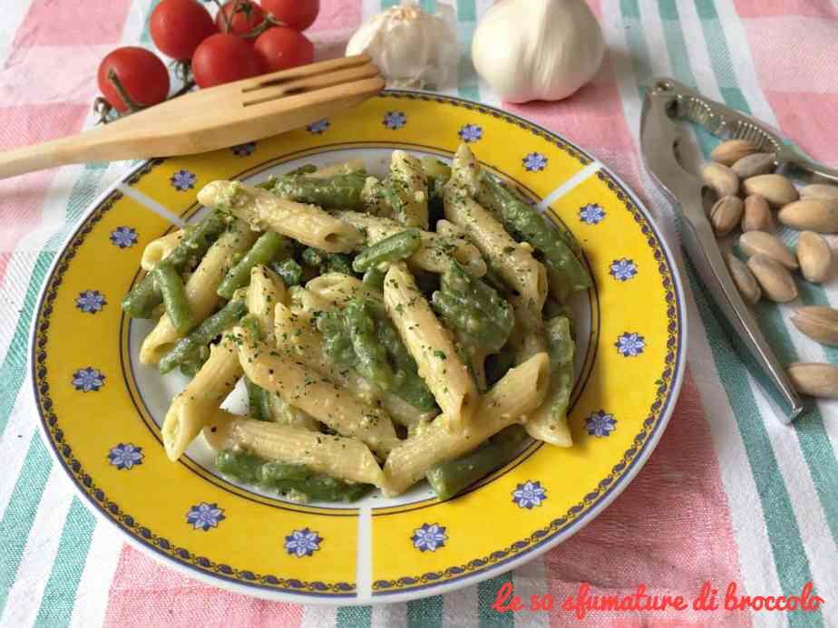 Ricetta: Pesto fusion